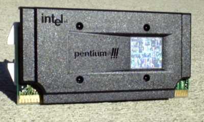 Pentium III coppermine