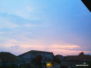 Langit Merah